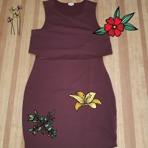 Beautiful Womans size Large Summer/Spring dress